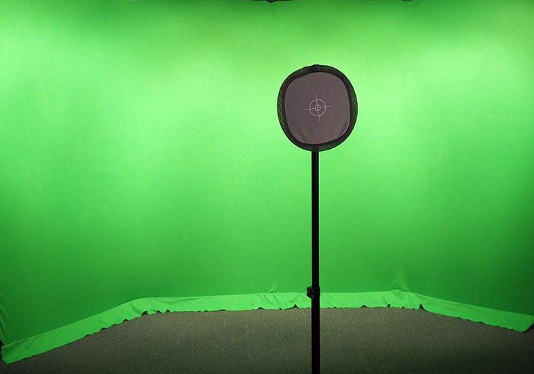 Das professionelle Greenscreen-Videostudio in Stuttgart